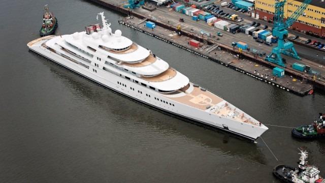 cel mai mare yacht din lume 1